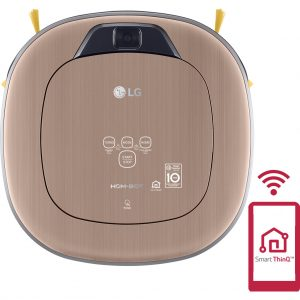 LG VR9627PG Hom-Bot robotstofzuiger