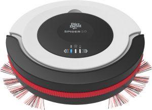 Goedkope robotstofzuiger - Dirt Devil M612 Spider 2.0