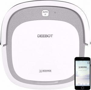 Ecovacs Deebot Slim2 robotstofzuiger