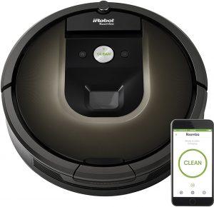 iRobot Roomba 980 robotstofzuiger