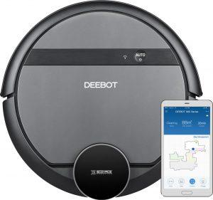Ecovacs Deebot 901 robotstofzuiger